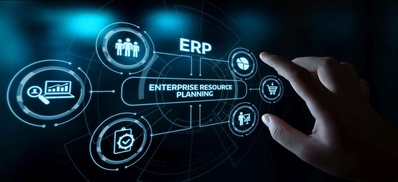 ConnectDApp ERP